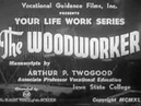Vintage woodworking Video 1940