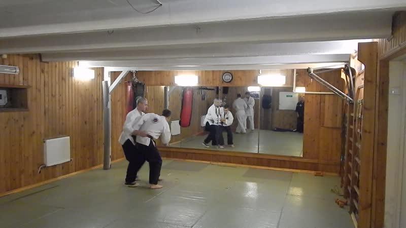 ДоМо контакт каратэ борьба 2