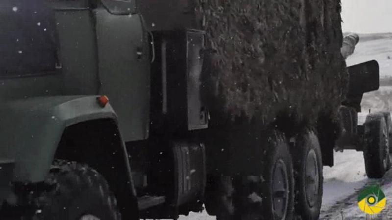 На Приазов'ї артилеристи тренувалися протистояти загрозам з моря