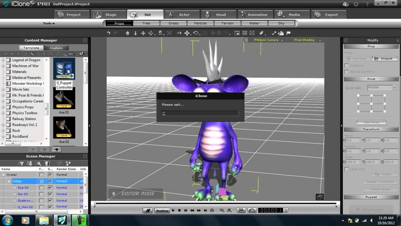 Monster Workshop Tutorial - Intro to Avatar Toolkit UI Basic Assembly