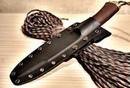 Ножны из Кайдекса для фикседа из дамасска(клипса) (Kydex)