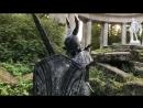 Dark Souls Cosplay Black Knight by Thyra