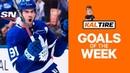 NHL Goals of The Week: John Tavares' Hat-Trick Leads The Way\ Хайповый Хоккей Спорт NHL НХЛ nhlnews