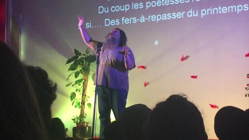 Герман Лукомников победитель слэма 2015 Всемирный слэм в Париже 2015