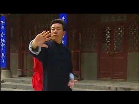 Shaolin small soft kung fu (rou quan)