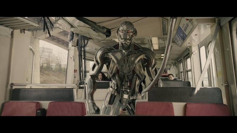 Avengers: Age of Ultron   VFX Breakdown   DNEG