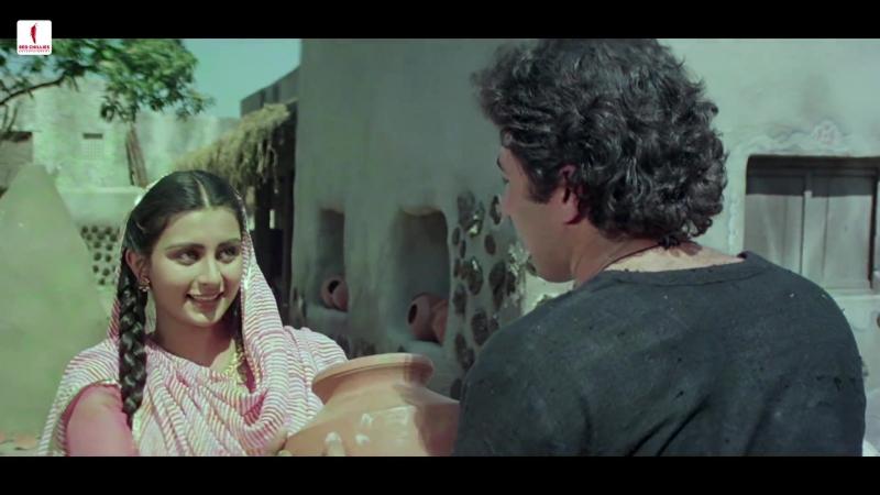 Bol Do Mithe Bol Sohniye _ Sohni Mahiwal _ Sunny Deol, Poonam Dhillon _ Shabbir Kumar (Звёздный Болливуд)