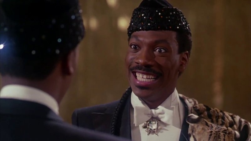 an analysis of the movie coming to america Director: john landis starring: eddie murphy, arsenio hall, james earl jones and others.