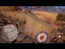 Battlefield 1 как я играю приколы с танком.mp4