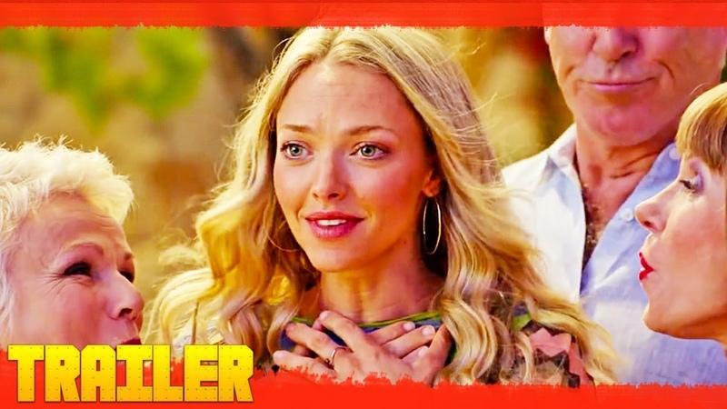 Mamma Mia!2: Una y otra vez (2018) Primer Tráiler Oficial Español