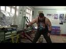 Халаджи жонглирование гирей 70 кг