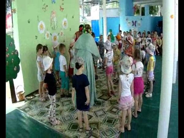 Яблочный Спас 2015 МДОБУ детский сад 24