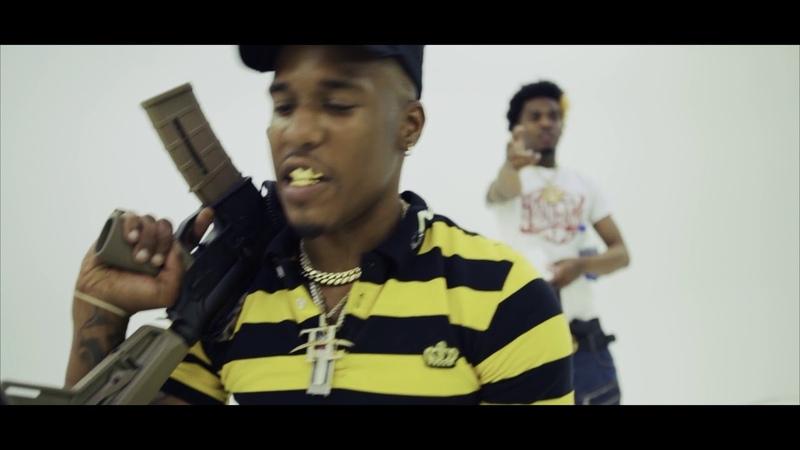 Flush Gotti «Trust Nobody» (feat. Go Yayo)