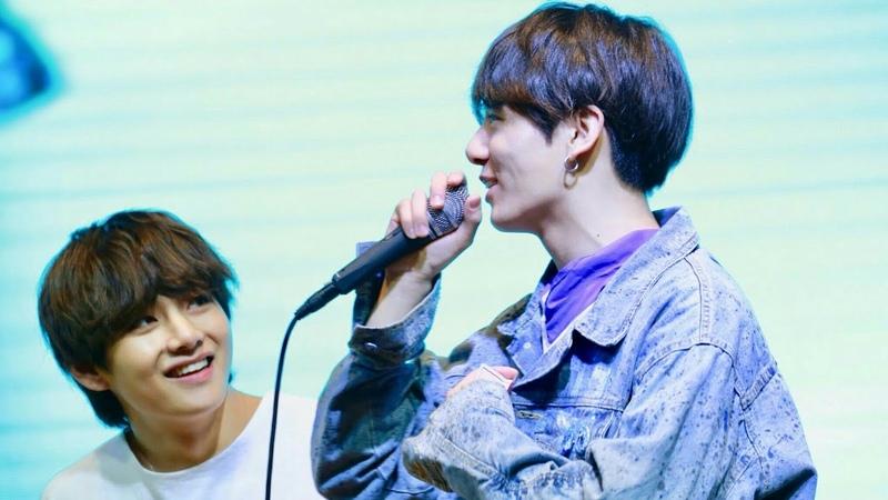 Vkook | TaeKook | Kookv | - I will always be with you