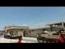 16 07 18 Вход Тигриных Сил в посёлок Аль Хара