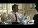 Macron met en scène sa philosophie sociale On met un pognon dingue et les pauvres restent pauvres