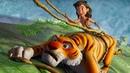 Маугли - Книга Джунглей - Спасти тигра🐯