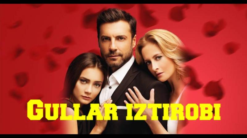 GULLAR IZTIROBI 26-qism (Turk seriali, Uzbek tilida)