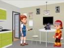 Обучающий мультфильм по правилам поведения при чрезвычайных ситуациях.
