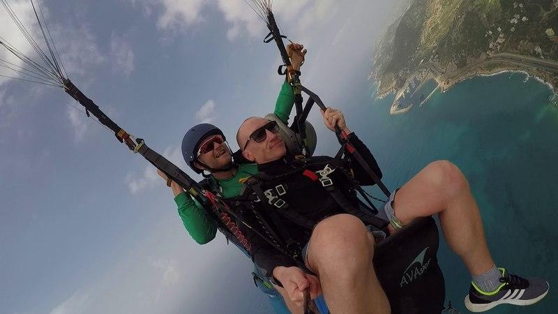 Параглайдинг Алания 2 Extreme sport