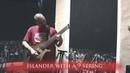 Dut Beardy Islander with a 9 string guitar