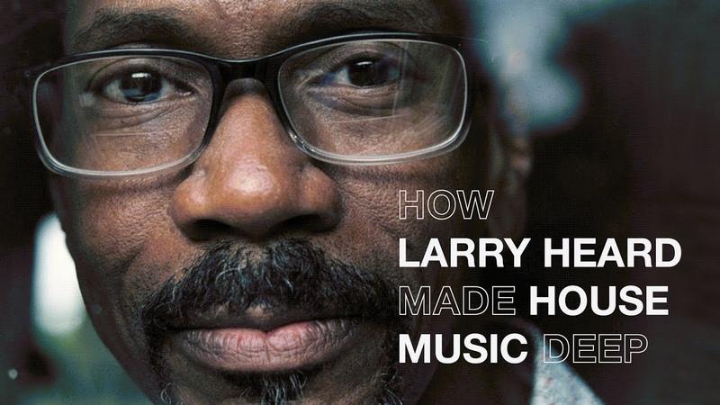 Как Ларри Херд сделал хаус музыку глубокой Resident Advisor с переводом Selector