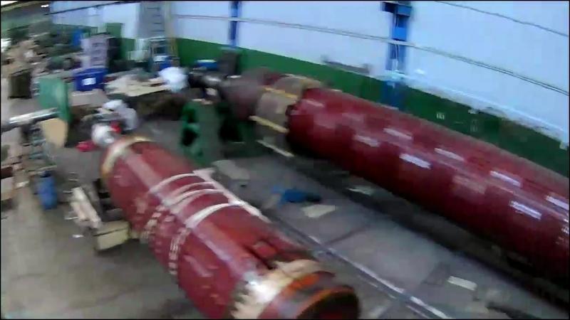 цех по ремонту роторов