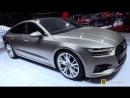 2018 Audi A7 55 TFSI Quattro - Exterior and Interior Walkaround - 2018 Geneva Motor Show
