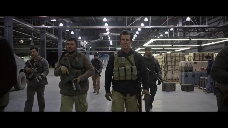 Убийца 2. Против всех (Sicario 2 Soldado) (2018) трейлер