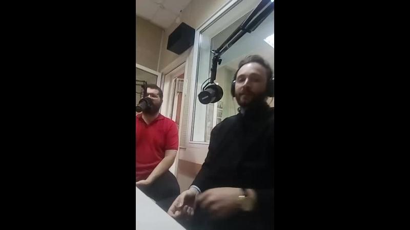 Сретение на волнах радио Самара-Максимум говорим о детях!