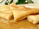 Обалденные Домашние Блины (Блинчики) - Вкусно и Быстро   Tasty Crepes Recipe, ENGLISH SUBTITLES