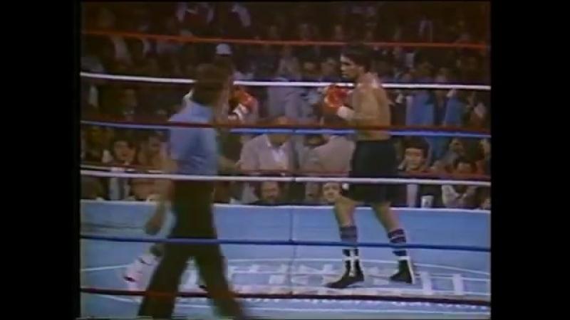 Роберто Дюран vs Дэйви Мур (полный бой) [16.06.1983]
