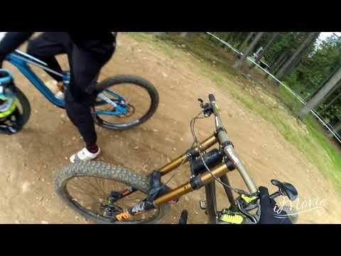 Катаем в Spicak bike park | часть 4 | IXS DOWNHILL CUP 2018