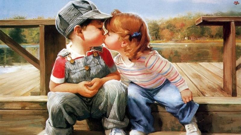 Поздравляю С Днем Поцелуя!