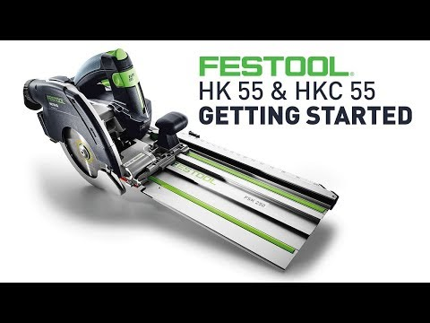 HK 55 HKC 55: Set-up Getting Started