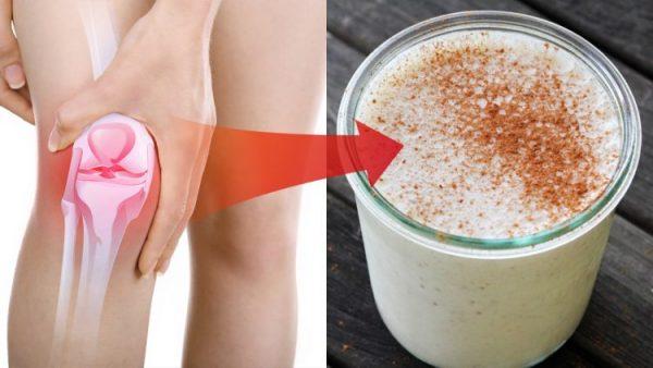 Этот простой рецепт возобновляет колени, суставы и позвоночник!