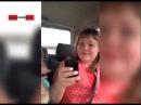 Тёлка шантажирует таксиста, обвиняя в педофилии