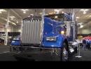 2018 Kenworth W900L 72inch AeroCab Sleeper Exteriotr And Interior Walkaround 2018 Truck World