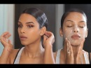 (All-in-One) Daily Radiant Skin Care, Beauty Routine Sleek Hair in 3 mins!
