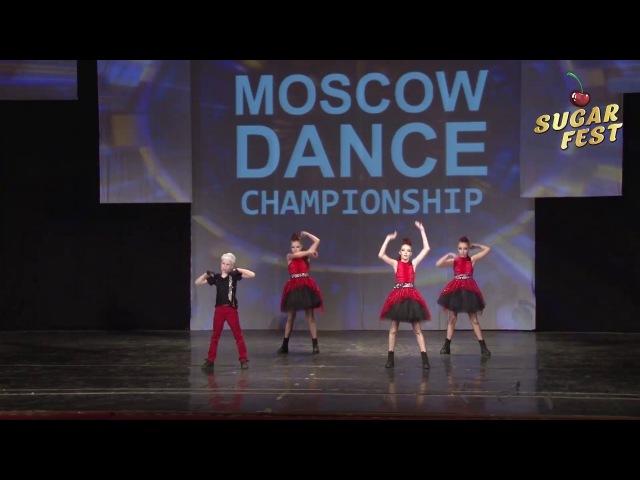 LEPREKON KIDS 🍒 2st PLACE JAZZ FUNK GROUP KIDS 🍒 SUGAR FEST. Dance Championship