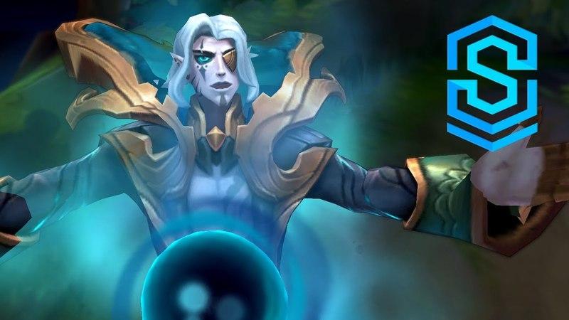 Dark Waters Vladimir Skin Spotlight - Pre-Release - League of Legends