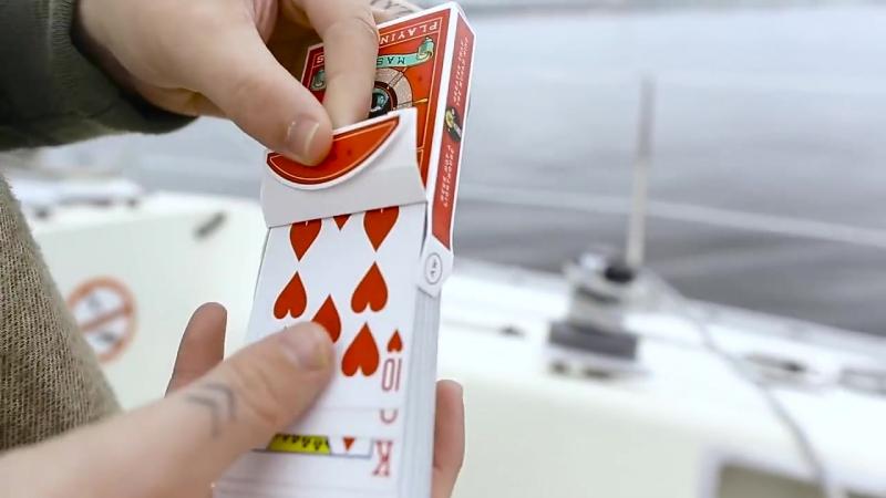 Колода карт Red Keepers