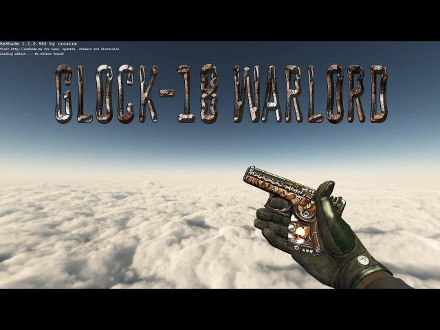 Glock-18 Warlord [Gloves]