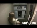 Жестокий прикол в лифте! Просто жесть. xdfun