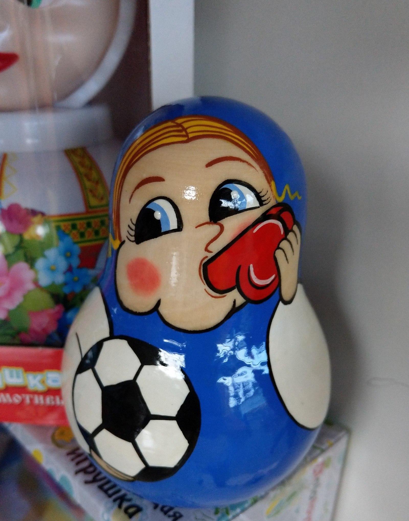 Весь российский футбол в одной игрушке