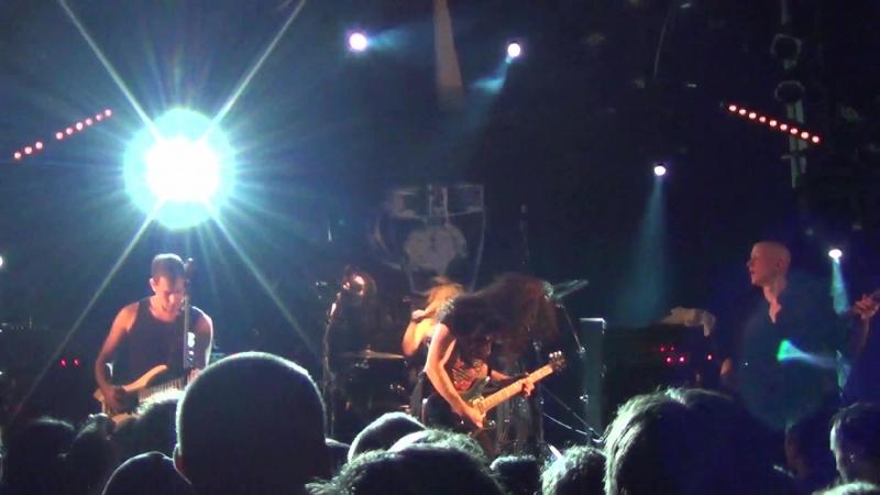 Marty Friedman - Asche Zu Asche My Oh My Forbidden City (segment)- Live Paris 2012