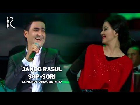 Janob Rasul - Sop-sori (Captiva) | Жаноб Расул - Соп-сори (concert version 2017)