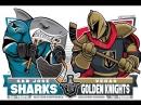 НХЛ 17-18. SC R2 G1. 26.04.18. SJS - VGK Евроспорт