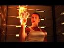 Мистер Фантастик изучает способности Фантастической четверки. Фантастическая четверка. 2005