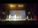 Озорницы и Джамп. Отчетный концерт 2017-2018г. Взгляд снизу